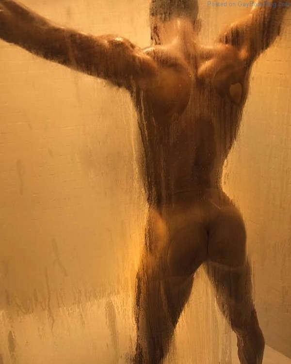 andrew biernat ass in shower