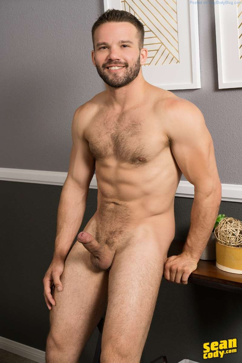 Stunning Uncut Hunk Jackson Might Be My New Favorite