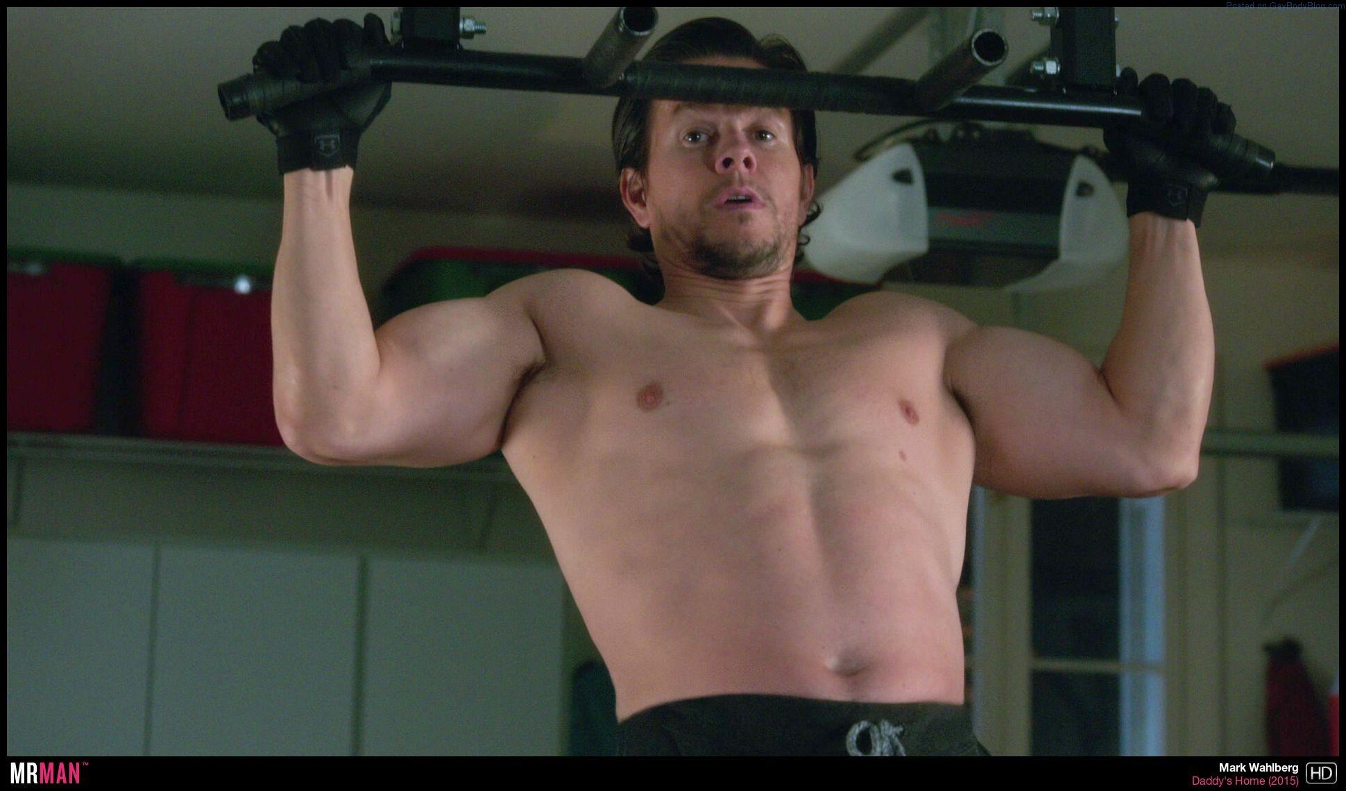 Wahlberg Nude mark