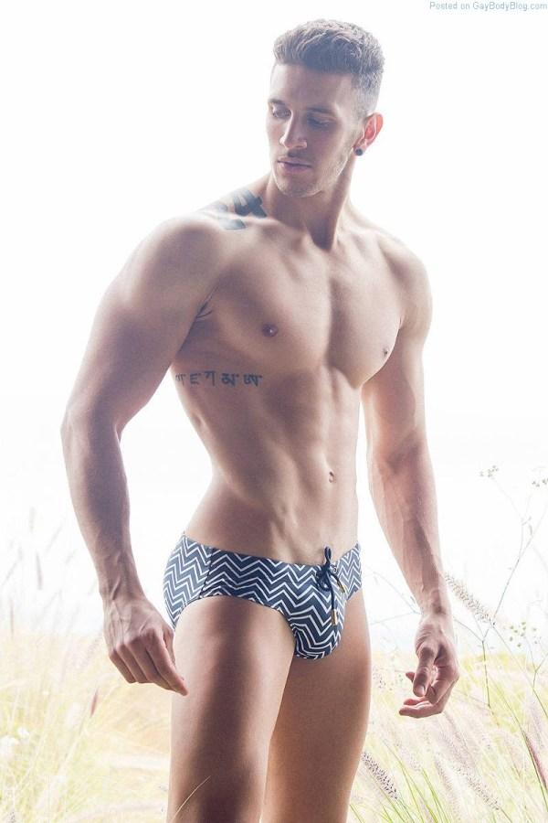 Male Model Fabián Diaz