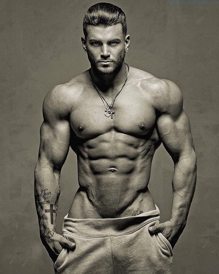 Big buff nude muscle men good