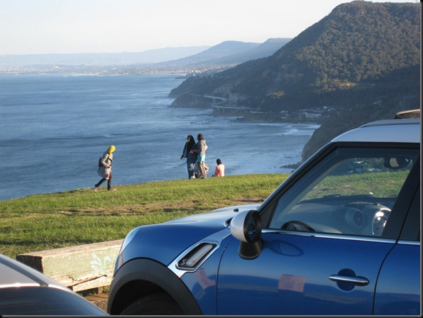 Mini countryman seacliff bridge (26)