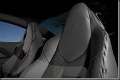 RCZ Leather Interior