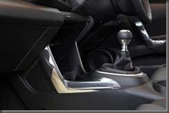 Honda CR-Z luxury centre console
