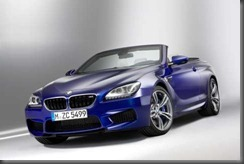 BMW M6 coupe and convertible  (5)