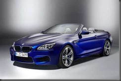 BMW M6 coupe and convertible  (7)