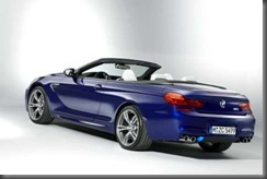 BMW M6 coupe and convertible  (8)