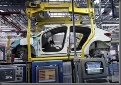 Holden Cruze Hatch Manufacturing