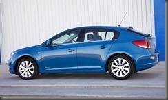 Holden Cruze Hatch CDX Location