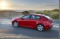 Holden Cruze Hatch SRi-V Location