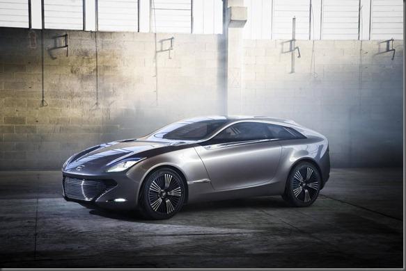 Hyundai i-oniq Concept Car
