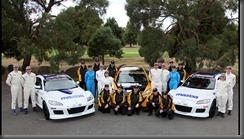 Mazda Targa Tasmania 2012 teams - 18042012 40347 PM