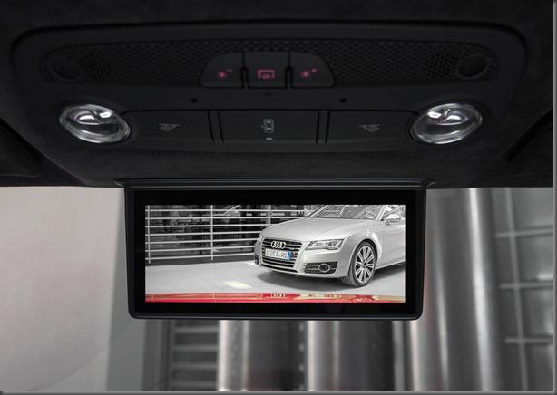audi digital rear view mirror