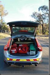 Volvo S60 R design safety car (1)