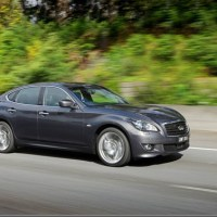 2013 Infiniti M Sedan Receive 5-Star Overall NCAP Rating