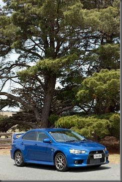 CARS - Mitsubishi Lancer MR - Canberra 22/10/11 ph. Andrea Francolini