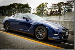 2013 Nissan GT-R (5)