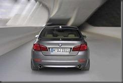 BMW 2012 5 series sedan (2)
