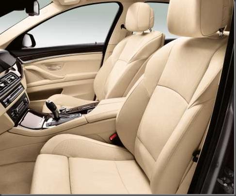 BMW 2012 5 series sedan (6)