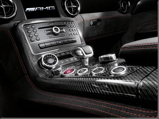 Mercedes Benz SLS AMG Black (7)