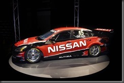 Nissan V8 supercar (5)