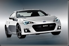 Subaru BRZ 2013  (1)