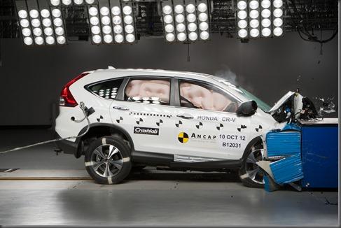 ancap crash test Honda_CR-V_2012_5_stars_frontal_offset