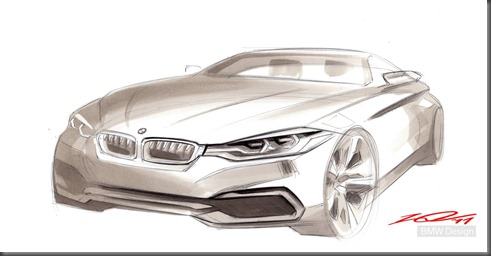 BMW 4 series coupe concept (4)