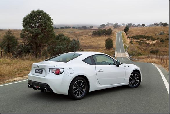 2012 Toyota 86 GT