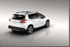 Peugeot 2008 crossover (3)