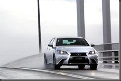 2012 Lexus GS 450h F Sport