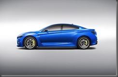 Subaru WRX concept100