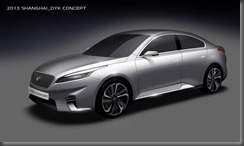 kia china joint venture Horki Concept (2)