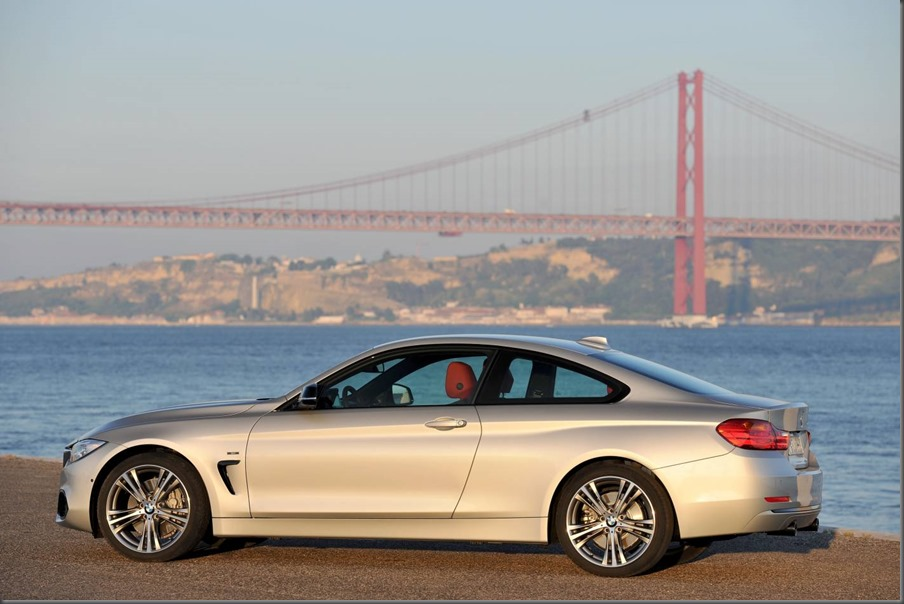 BMW 4 Series Coupe (6)