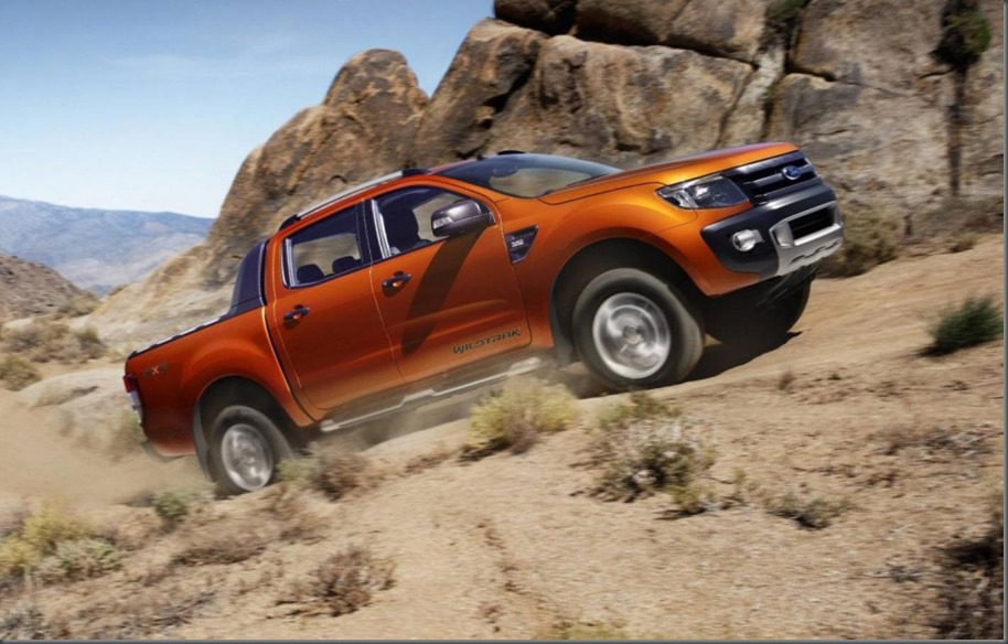 Ford Ranger Widltrack (3)