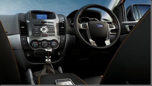 Ford Ranger Widltrack (8)