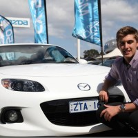 Mazda Powers FIA Institute Young Driver Excellence Academy