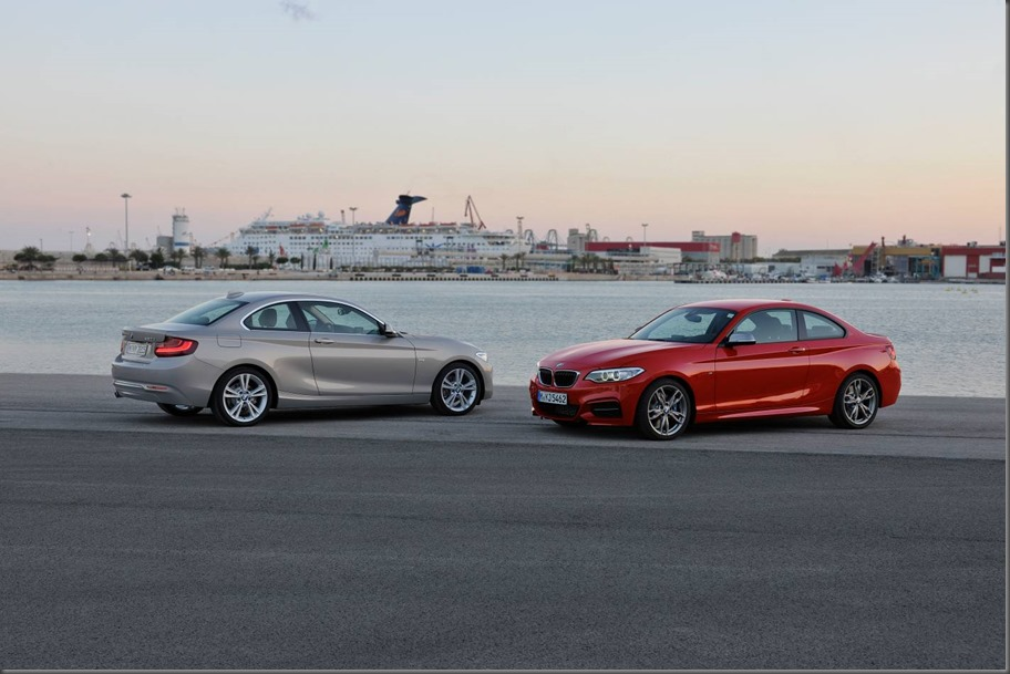 BMW 2 Series Coupe (1)