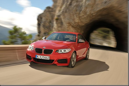 BMW 2 Series Coupe (4)