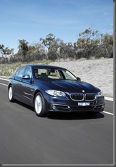 BMW 5 Series 520i Sedan