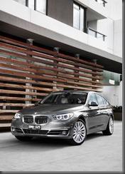 BMW 5 Series 530d Gran Turismo