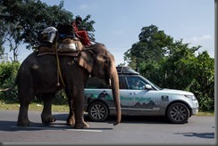 Land Rover completes world's first hybrid expedition along Silk Trail from Solihull to Mumbai (6)