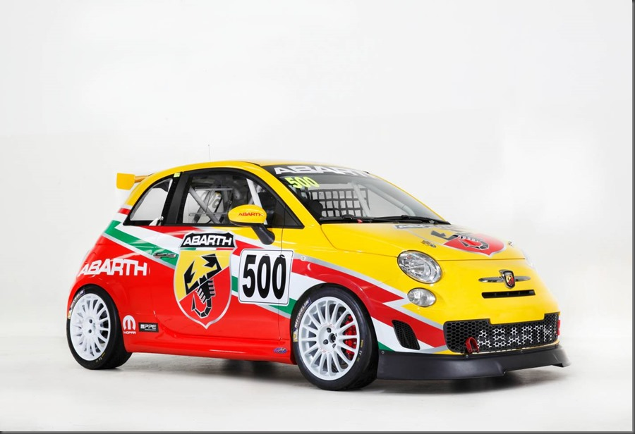 Abarth 695 Assetto Corse (2)