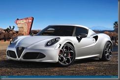 2014 Alfa Romeo 4C (3)