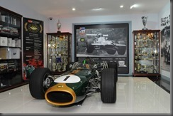 Sir Jack Brabham's famous 1966 World F1 Championship-winning Repco Brabham BT19