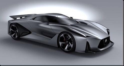 NISSAN CONCEPT 2020 Vision Gran Turismo GAYCARBOYS (4)