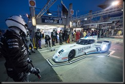 Nissan NISMO at LeMans 24hour 2014