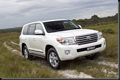 Toyota LandCruiser Sahara GayCarBoys (9)