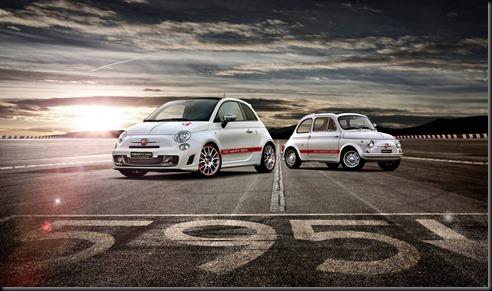 Fiat Abarth 595 '50th Anniversary gaycarboys (1)