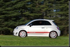 Fiat Abarth 595 '50th Anniversary gaycarboys (3)